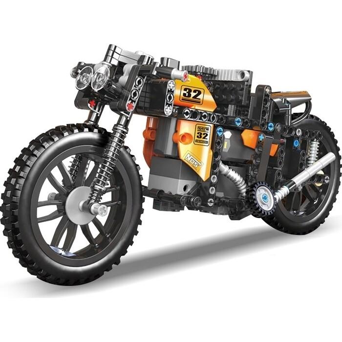 Конструктор Mould King Гоночный мотоцикл