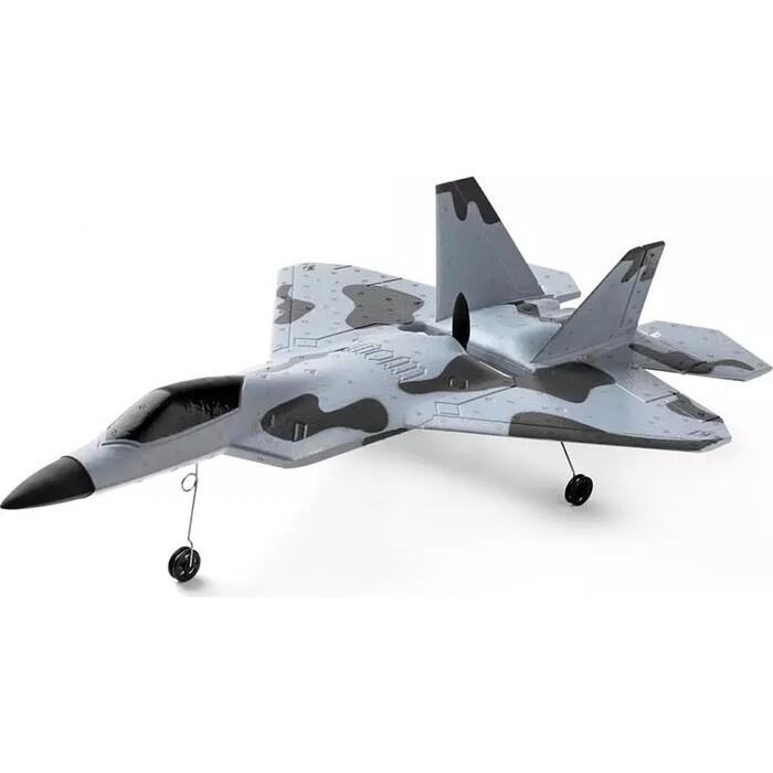Радиоуправляемый самолет XK Innovation IMITATE F22A RAPTOR RTF 2.4G - A180 (F22) радиоуправляемый самолет xk innovation x520 w rtf 2 4g x520 w