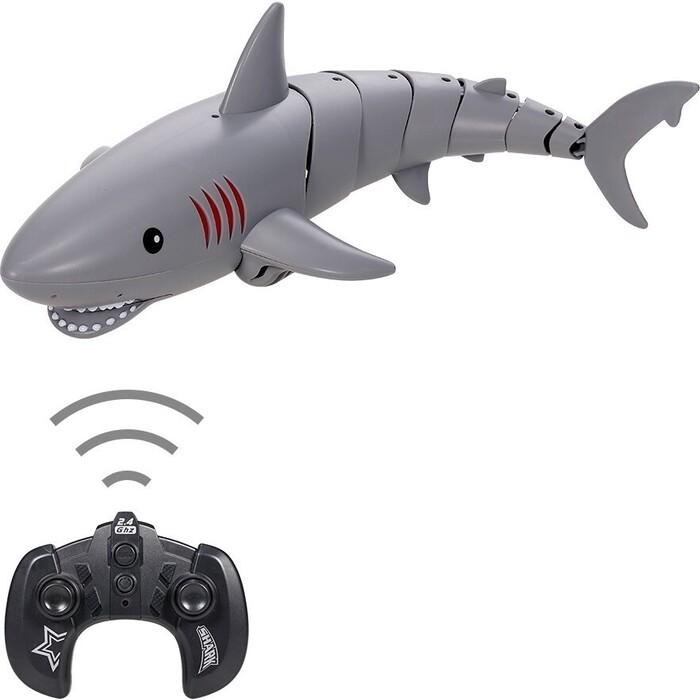 Радиоуправляемый робот Create Toys Акула плавает в воде - LNT-K23B