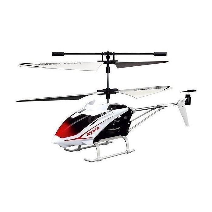 Радиоуправляемый вертолет Syma S5 Speed Mini ИК-управление - SYMA S5-WHITE