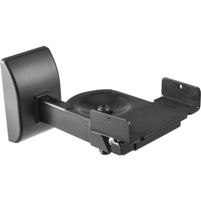 Фото - Кронштейн для акустических систем Ultramounts UM 501 черный макс. 15кг настенный бра настенный светильник arte lamp domain a9521ap 1ab
