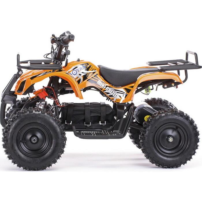 детский электроквадроцикл Электроквадроцикл MOTAX Х-16 800W Оранжевый