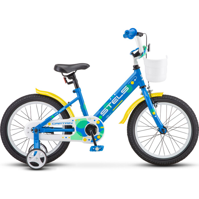 Велосипед Stels Captain 16 V010 9.5 Синий