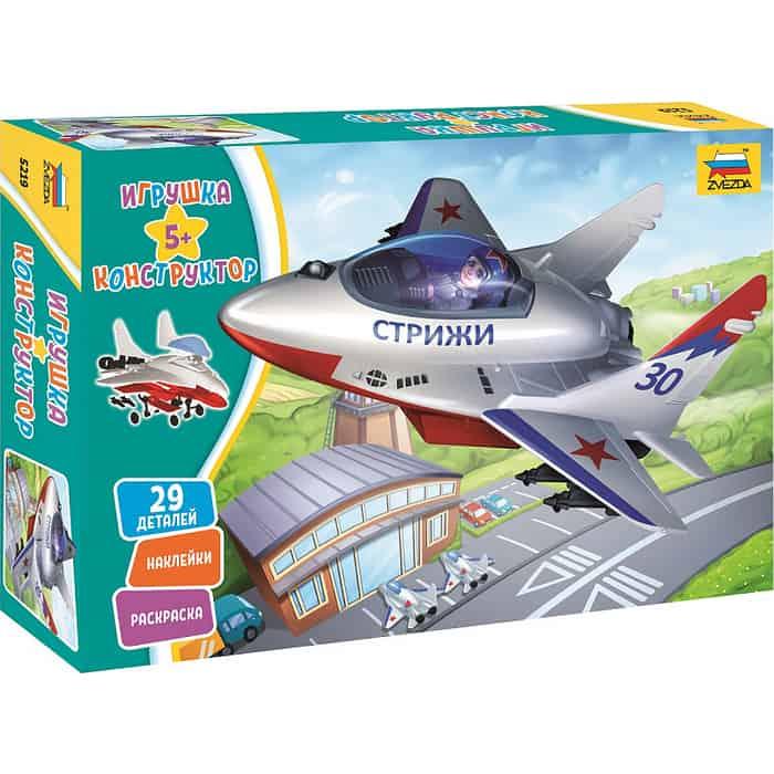 Сборная модель Звезда Самолет Стрижи - ZV-5219