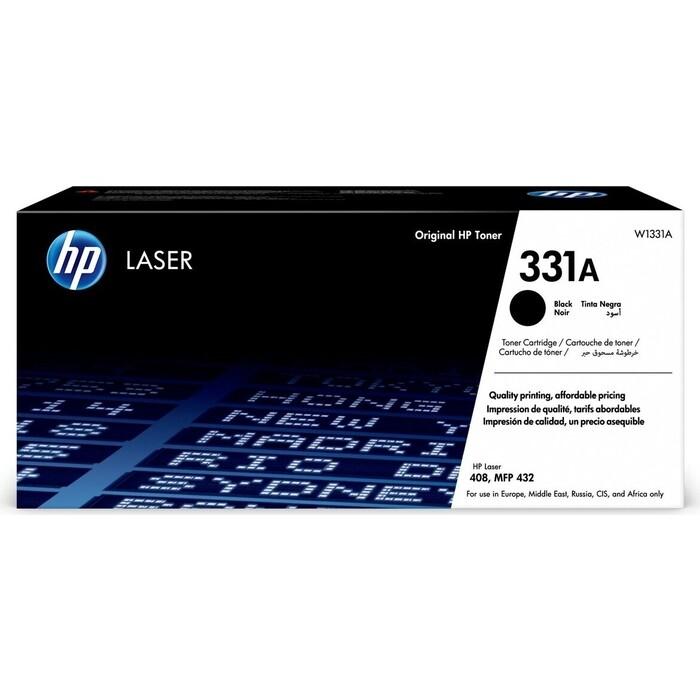 Картридж лазерный HP 331A W1331A черный (5000стр.)