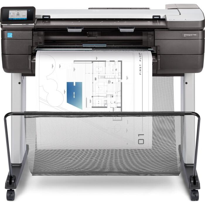 Плоттер HP Designjet T830 (F9A28D) A1/24