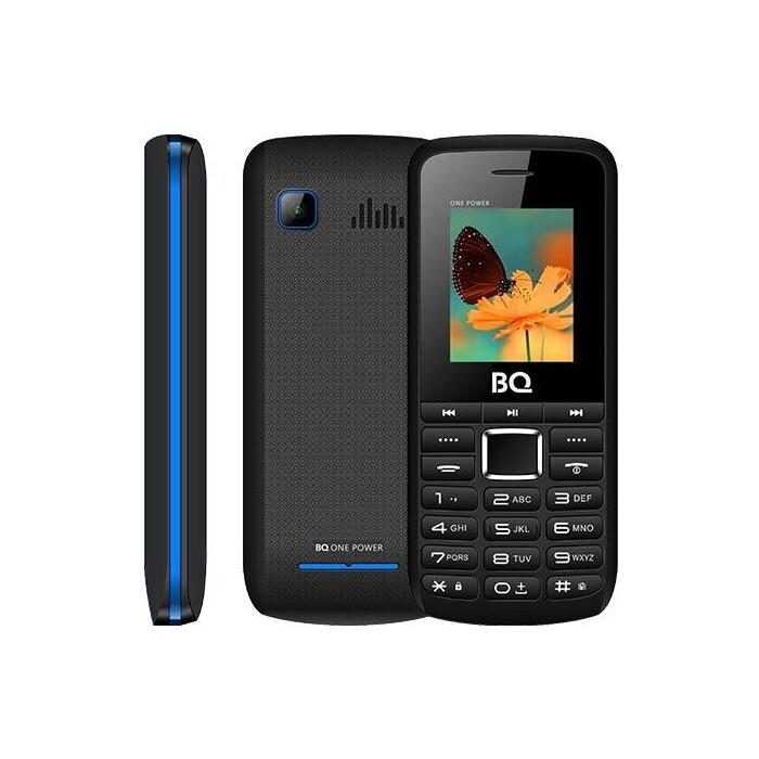 Мобильный телефон BQ 1846 One Power Black/Blue