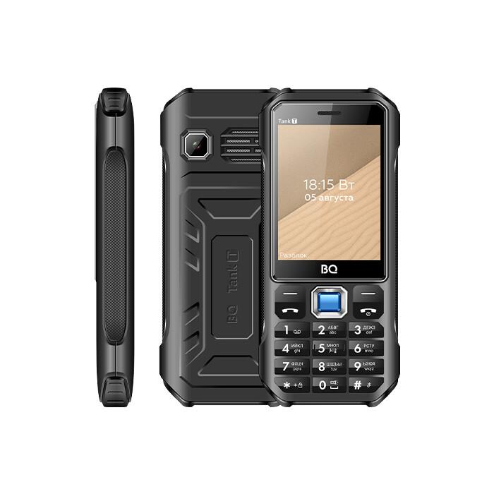 Мобильный телефон BQ 2824 Tank T Black телефон bq 2824 tank t черный