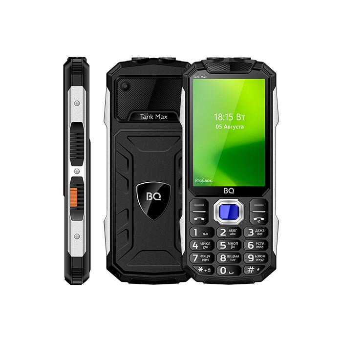 Мобильный телефон BQ 3586 Tank Max Black