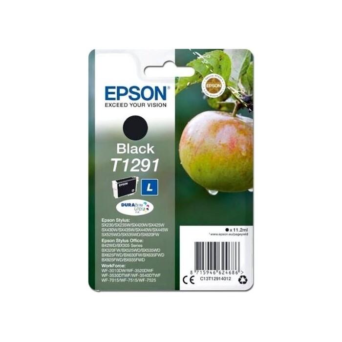 Картридж Epson I/C black for SX420W/BX305F new (C13T12914012)