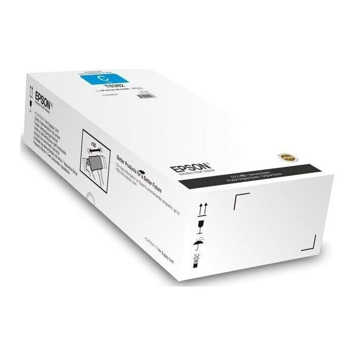 Картридж Epson I/C (C) WF-R5xxx XL (C13T838240)
