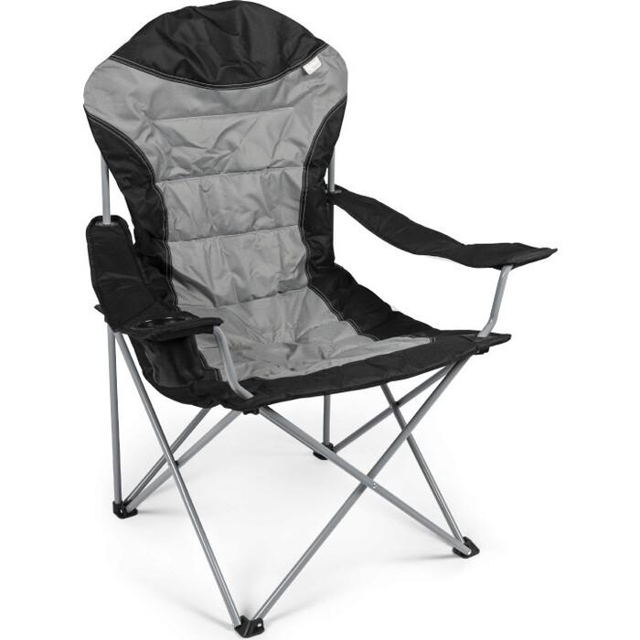 Стул для кемпинга Kampa XL High Back Chair Fog