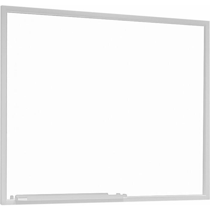 Зеркало Grossman Солис 90 с полкой, белое (209002) шкафы с полками ширина 90 см