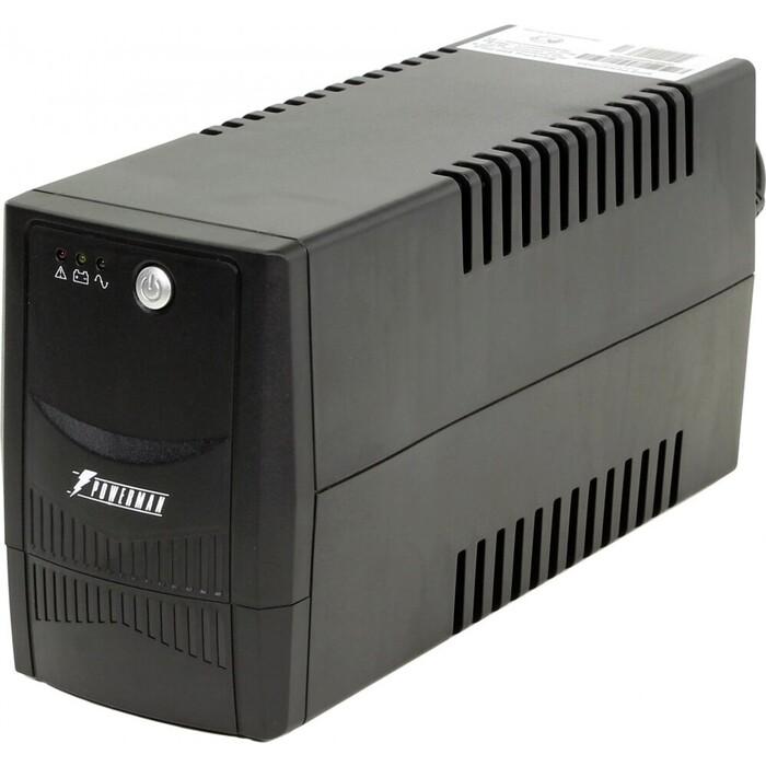 ИБП PowerMan Back Pro 600I Plus