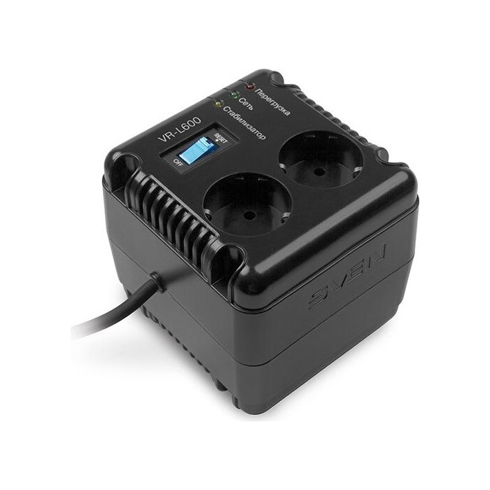 Стабилизатор Sven VR-L600 (SV-014865)