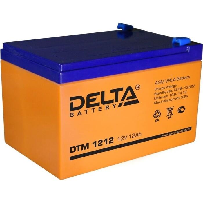 Аккумулятор для ИБП Delta DTM 1212 (DTM 1212)