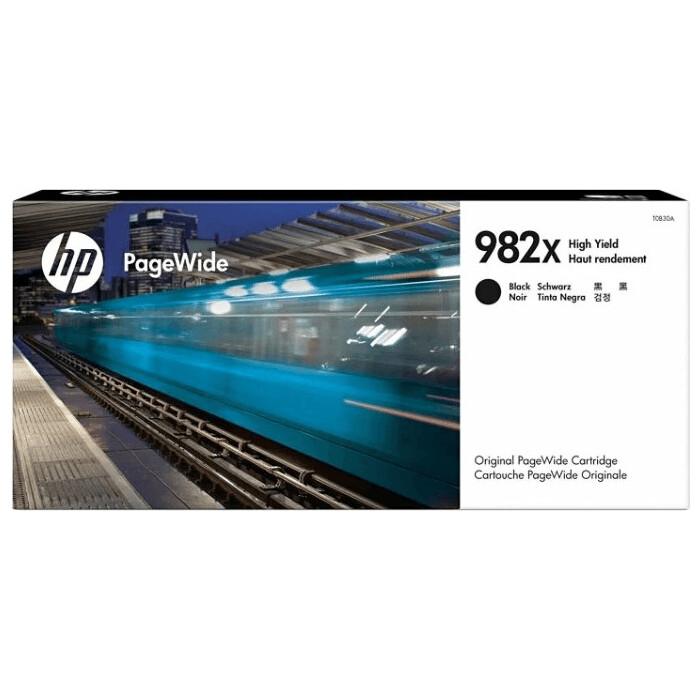 Картридж HP 982X High Yield Black (T0B30A)