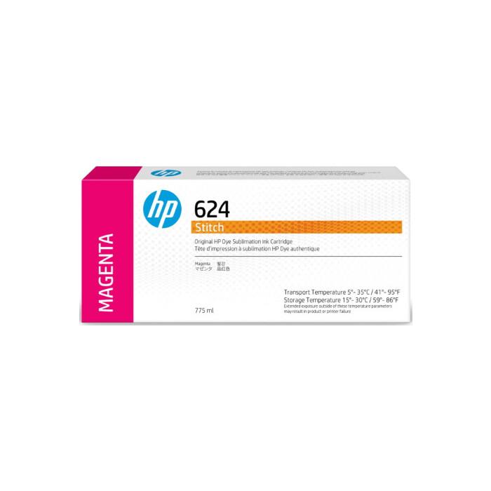 Картридж HP 624 775 ml Magenta Stitch (2LL55A)