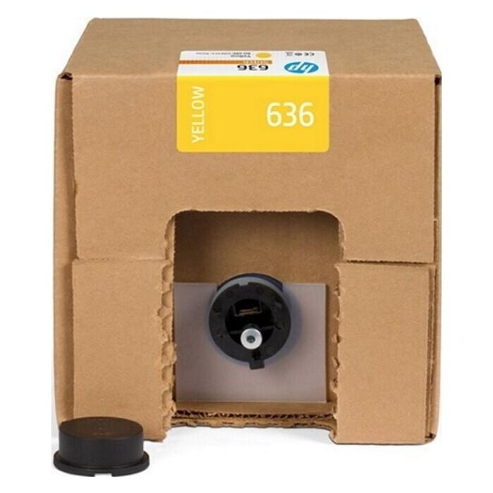 Картридж HP 636 3L Yellow Stitch (2LL60A)