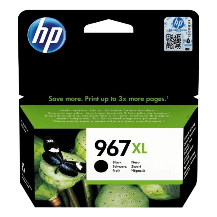 Картридж HP 967XL Extra High Yield Black Original (3JA31AE)
