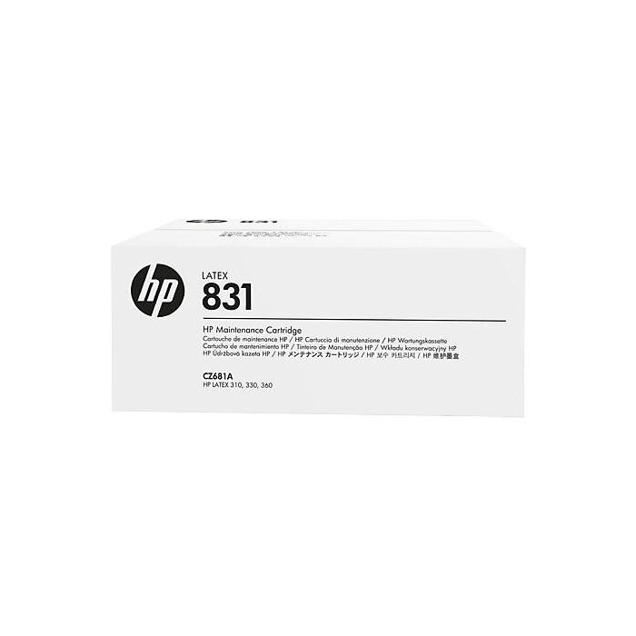 Чистящий картридж HP 831 Latex Maintenance (CZ681A)