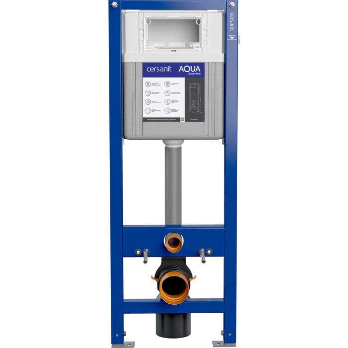 Инсталляция Cersanit Aqua для подвесных унитазов (63475)