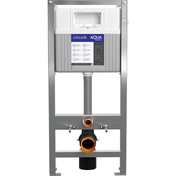 Инсталляция Cersanit Aqua для подвесных унитазов (63476)