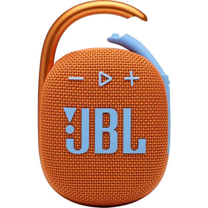 Портативная колонка JBL CLIP 4 (JBLCLIP4ORG) оранжевая