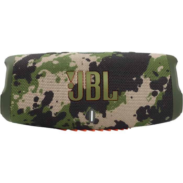 Портативная колонка JBL Charge 5 камуфляж (JBLCHARGE5SQUAD)