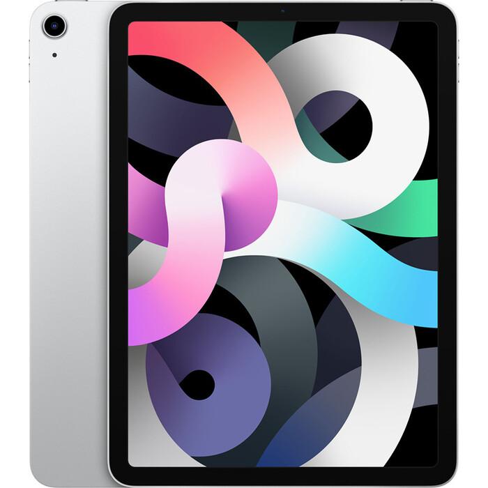 Планшет Apple 10.9-inch iPad Air Wi-Fi + Cellular 256GB, Silver (MYH42RU/A) планшет apple ipad mini 2019 256gb wi fi cellular silver