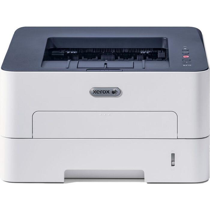 Принтер лазерный Xerox Phaser B210DNI A4 Duplex Net WiFi