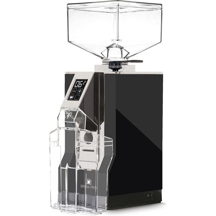Кофемолка Eureka Mignon Brew Pro 55 16CR Matt Black