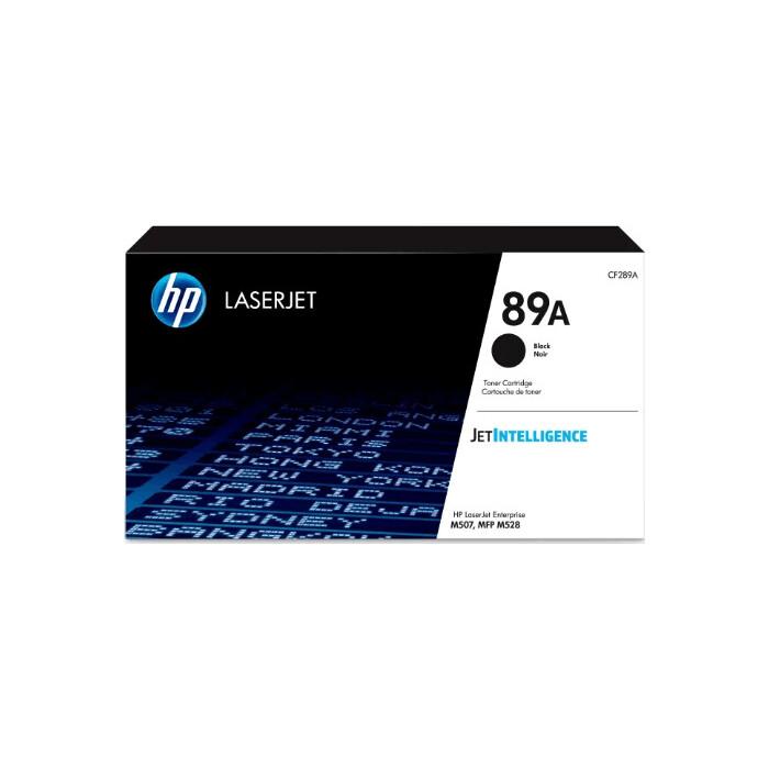 Тонер-картридж HP 89A Black LaserJet Toner Cartridge (CF289A)