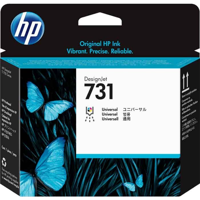 Печатающая головка HP 731 Printhead (P2V27A)