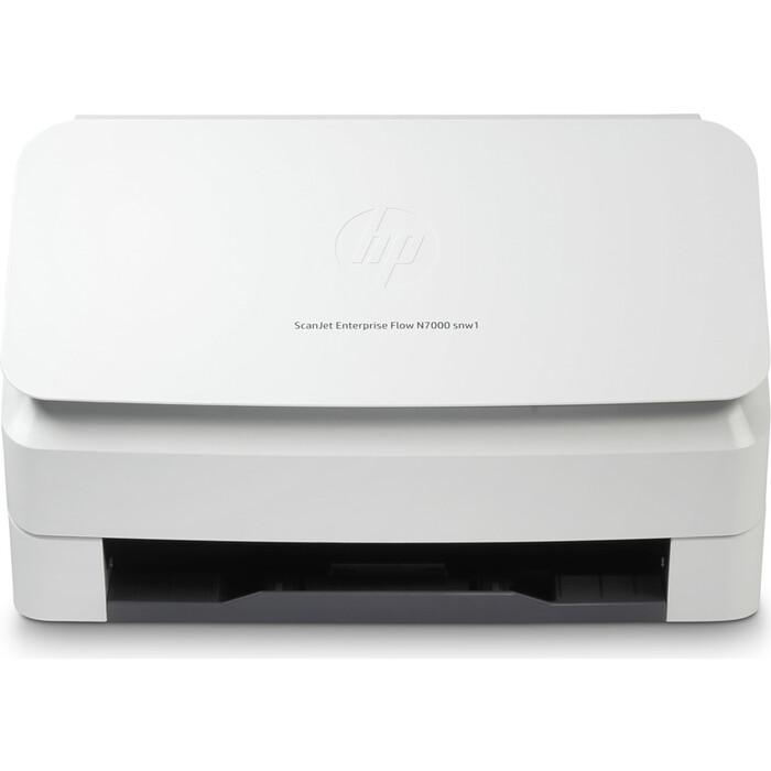 Сканер HP ScanJet Ent Flow N7000 snw1 (6FW10AB19)