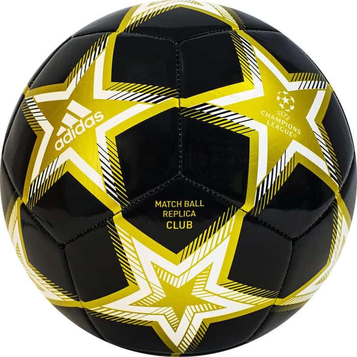 Мяч футбольный Adidas UCL Club Ps GT7790, р.4, ТПУ