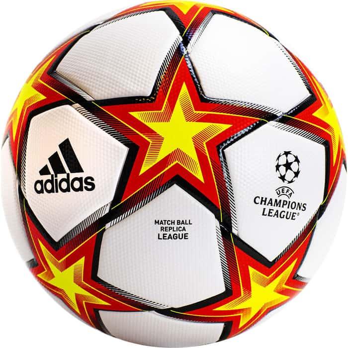 Мяч футбольный Adidas UCL Lge Ps GT7788, р.4, 32 панели