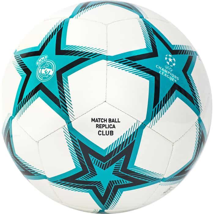 Мяч футбольный Adidas UCL RM Club Ps GU0204, р.4