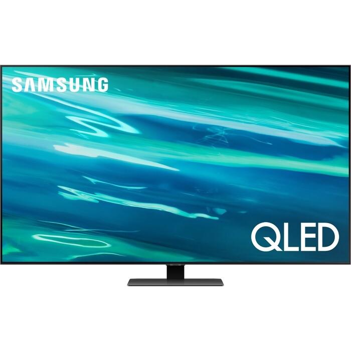 Фото - QLED Телевизор Samsung QE55Q80AAU qled телевизор samsung qe43q60aauxru