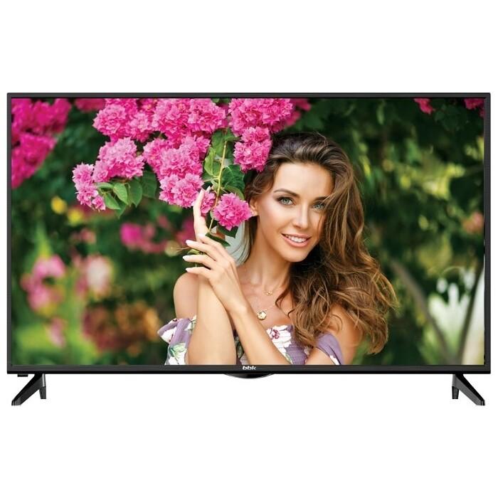 Фото - LED Телевизор BBK 43LEX-7173/FTS2C черный телевизор bbk 43lem 1073 fts2c черный