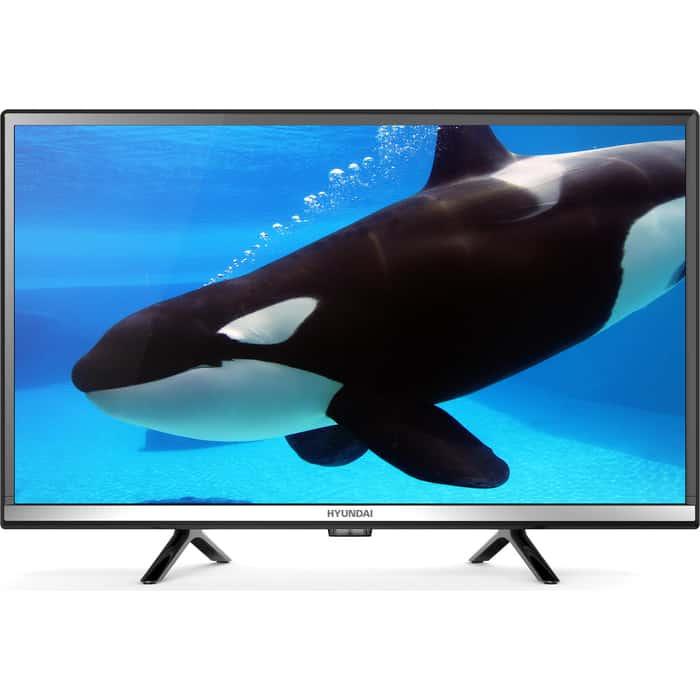 Фото - LED Телевизор Hyundai H-LED24FS5001 Яндекс.ТВ черный телевизор hyundai h led65eu8000 65 2019 черный металлик