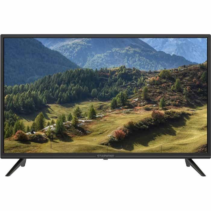 Фото - LED Телевизор StarWind SW-LED32BB200 черный телевизор starwind sw led43f422st2s 42 5 2018