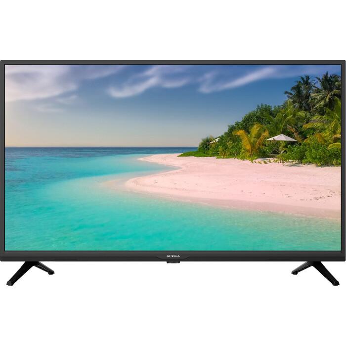 LED Телевизор Supra STV-LC39ST0055W черный телевизор supra stv lc40lt0055f 40 черный
