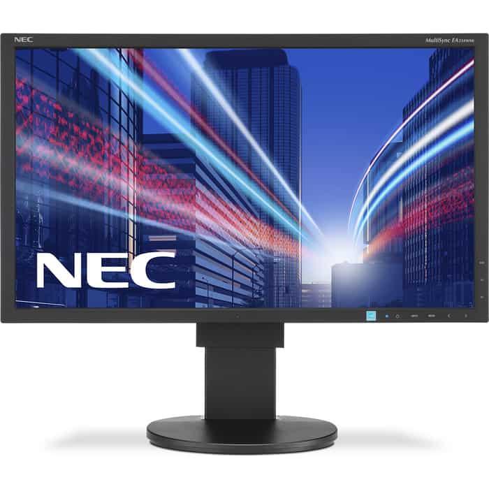 Монитор Nec MultiSync EA234WMi-BK black 23