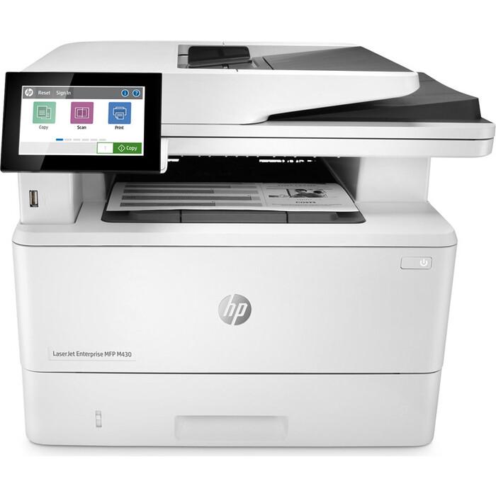 МФУ HP LaserJet Enterprise MFP M430f Printer (3PZ55A)