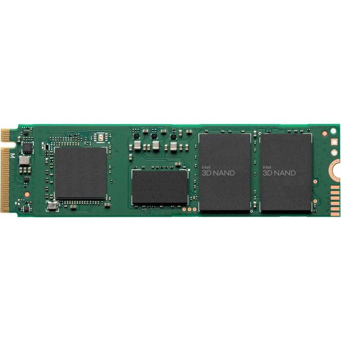 Твердотельный накопитель Intel 670p, 512GB, SSD, M.2 2280, NVMe (SSDPEKNU512GZX1)