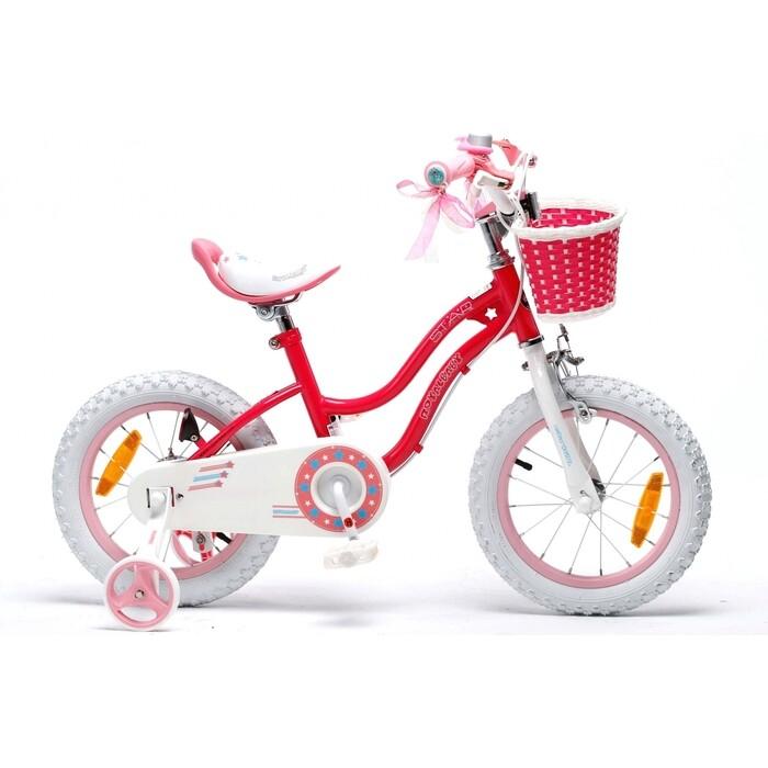 Велосипед Royal Baby STAR GIRL 14 Розовый