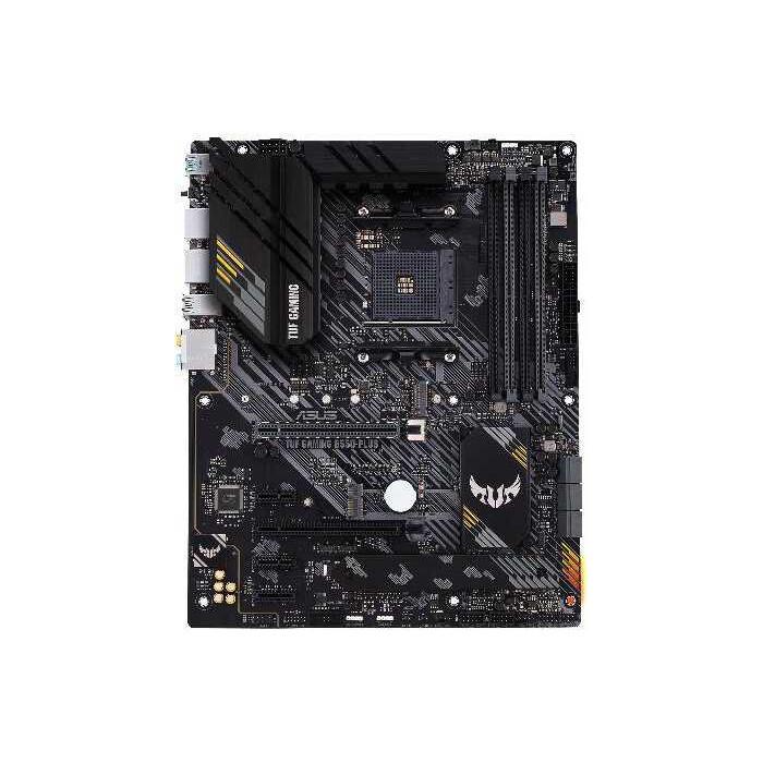 asus tuf h310m plus gaming Материнская плата Asus TUF GAMING B550-PLUS Soc-AM4 (TUF GAMING B550-PLUS)
