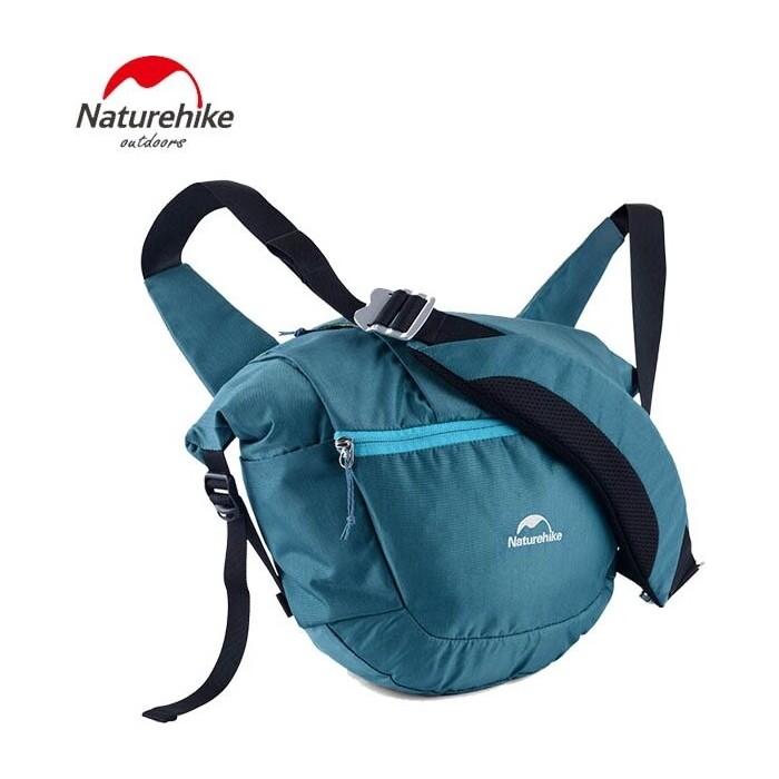 Сумка рюкзак Naturehike Unisex Outdoor Messenger Bag 8L Blue