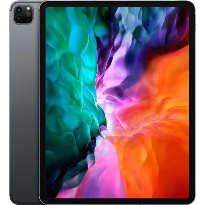Планшет Apple 12.9-inch iPad Pro Wi-Fi + Cellular 256GB, Space Grey планшет apple ipad mini 2019 256gb wi fi cellular silver